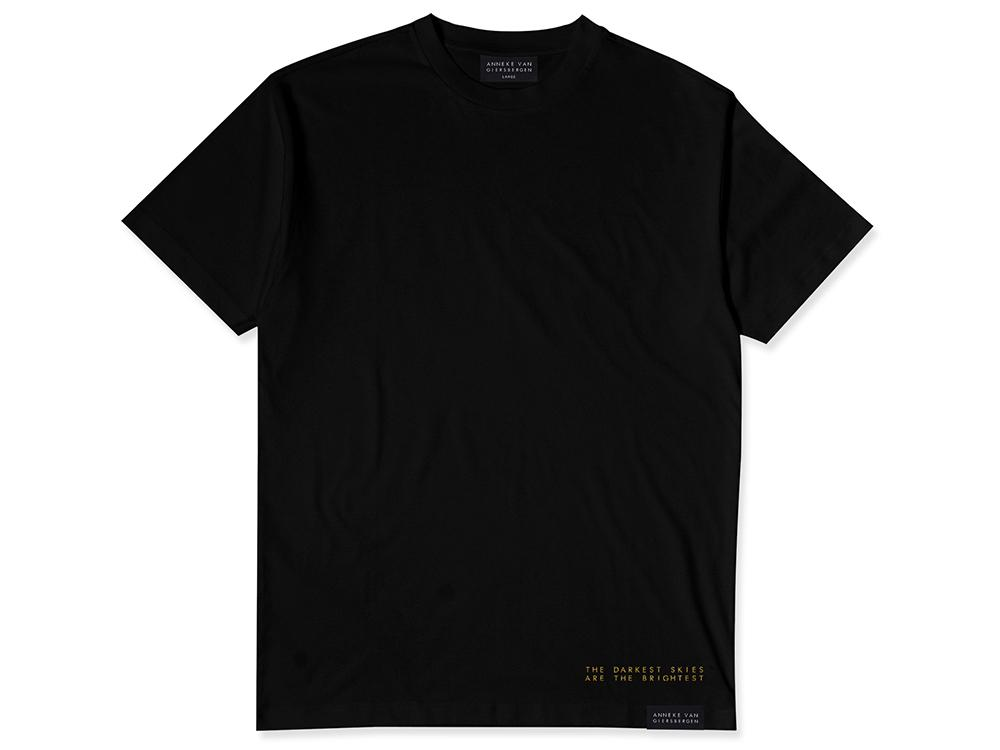 KINTSUGI T-SHIRT Black