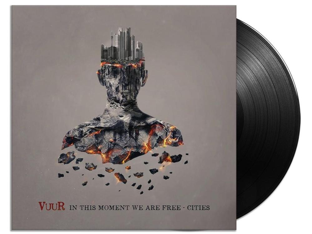 VUUR - IN THIS MOMENT WE ARE FREE - CITIES 2LP + CD Signed!